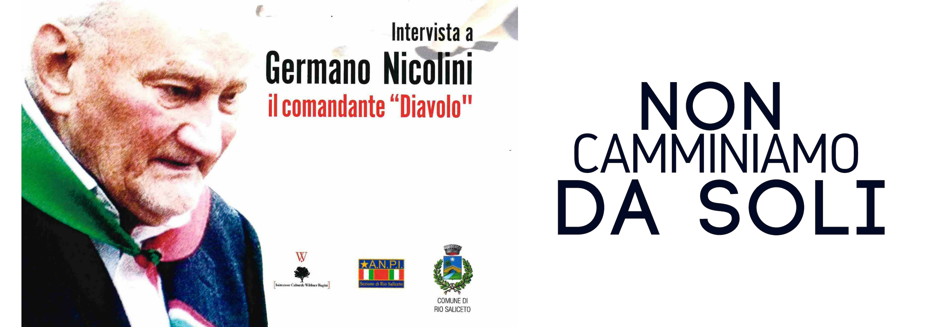 INTERVISTA VIDEO A GERMANO NICOLINI